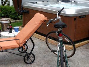 bike-and-hot-tub