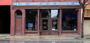 Spirit of 76 museum