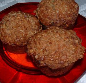 """alt:""""Hallauer House Signature Muffins"""""""