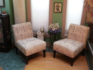 Asian chairs