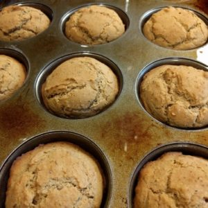 vegan and gluten free muffins