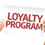 loyalty program sign