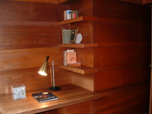 Frank Lloyd Wright House Built Ins