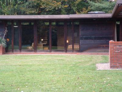 Frank Lloyd Wright House Oberlin,OH