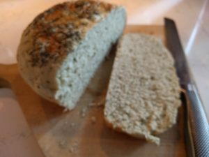 sliced-herb-bread