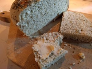 herb-bread-with-butter