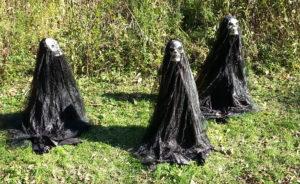 Hallauer House B & B Ghosts in black