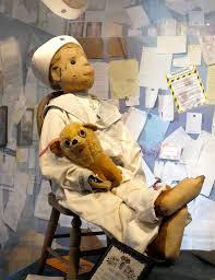 A haunting experience with Robert the Doll