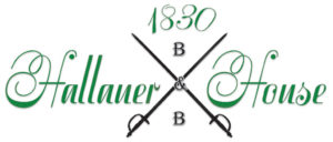 Cyber Monday - Special Deal at Hallauer House b & B