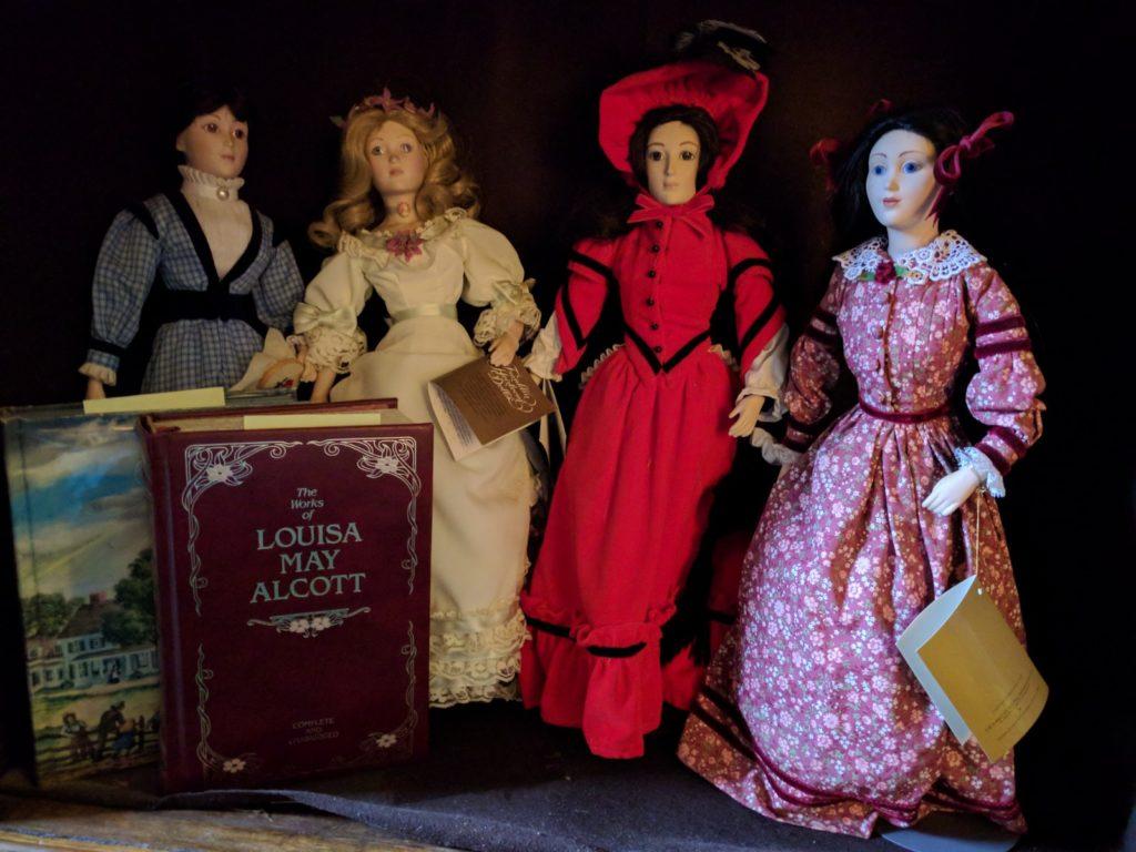 Little Women Heirloom Dolls - Hallauer House Bed   Breakfast d7f339c2a