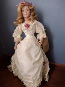 Little Women Doll - Amy