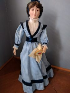 Little Women Doll-Jo