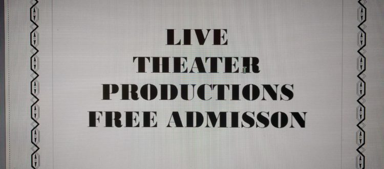 live theater