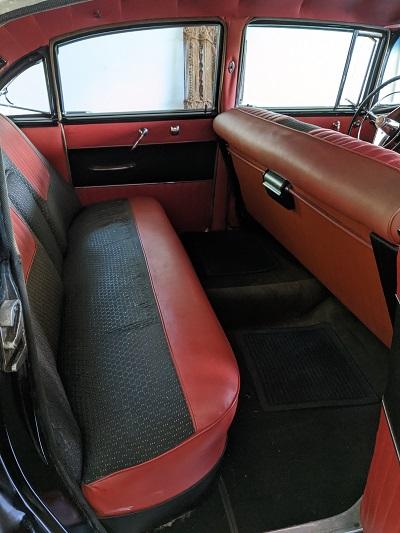 "alt:"" classic car back seat"