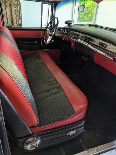 "alt:""classic car front seat"""