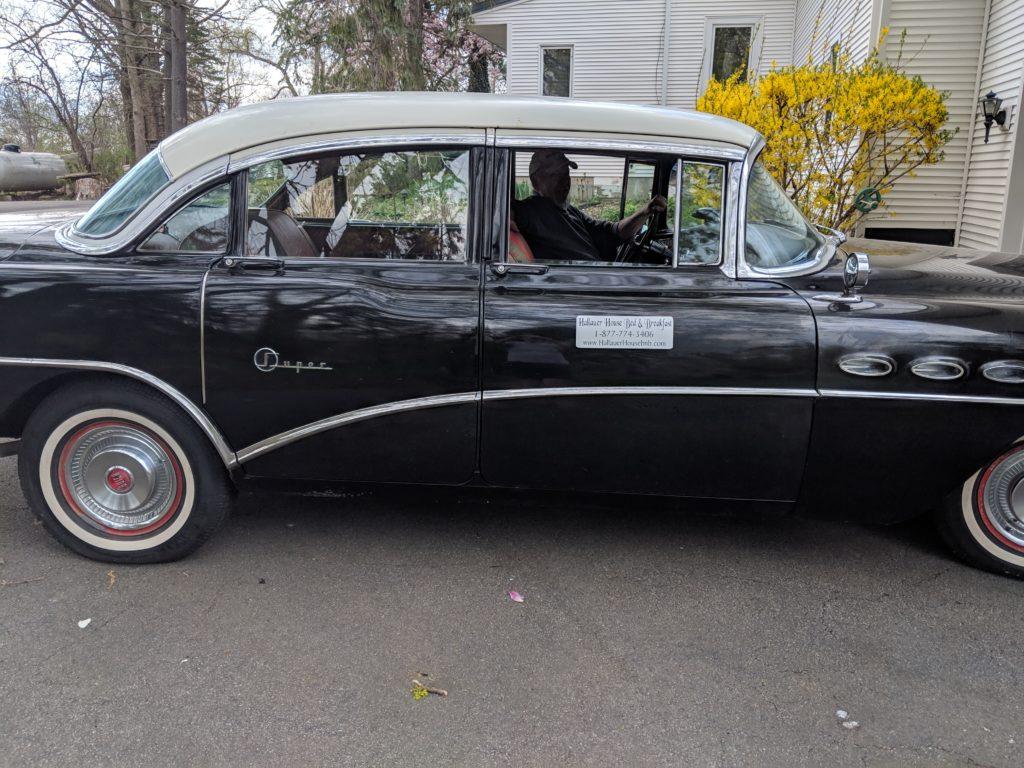 """alt:""""Classic Car Buick Super"""""""